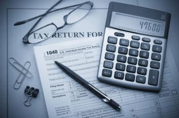 Individual Tax Return